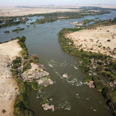 The Nile River and its Cataracts