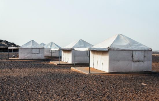 Camp de Meroe