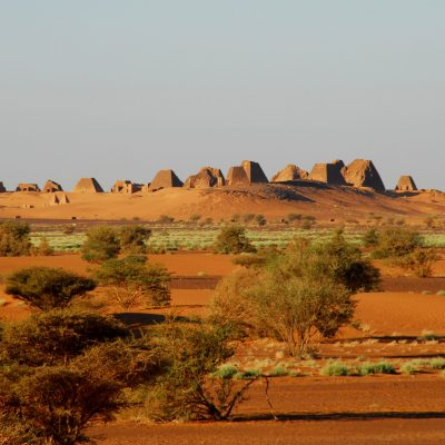 Meroe and its Treasures