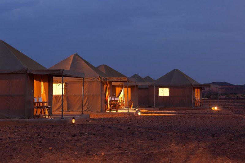Meroe Camp