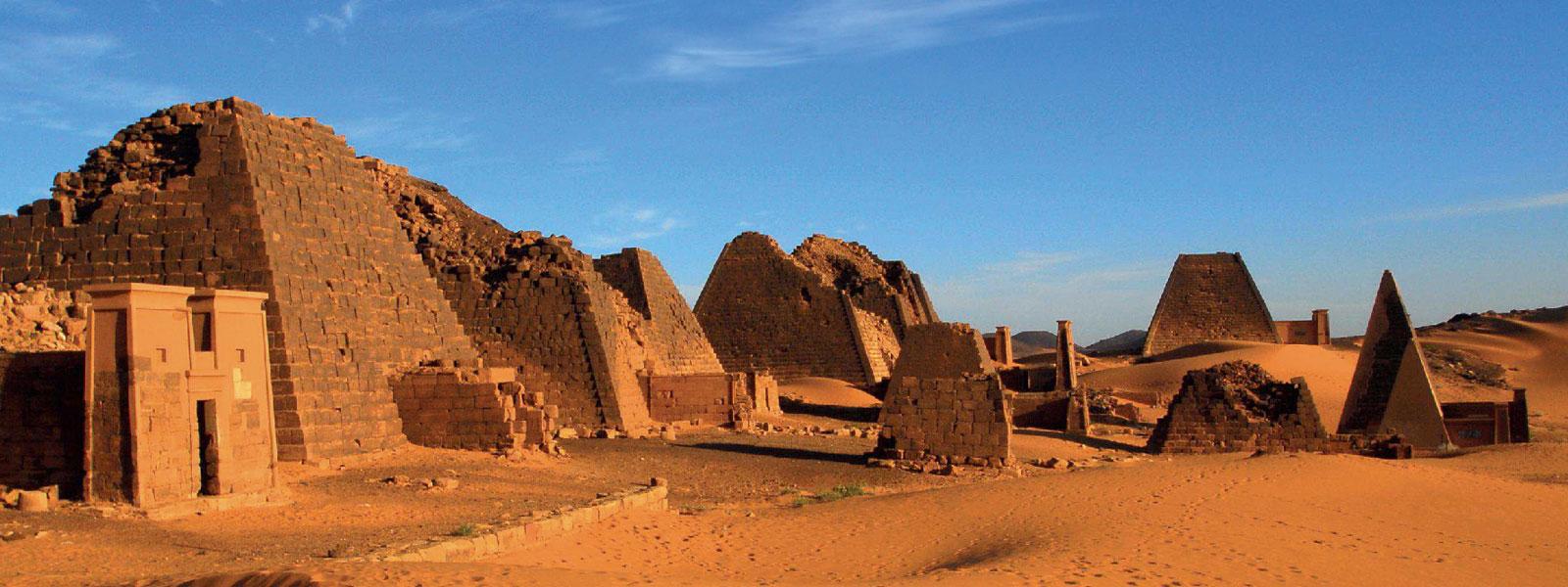 Meroe Sudan Itc Italian Tourism