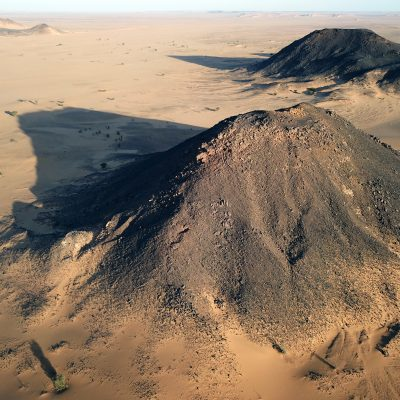 Los desiertos de Nubia