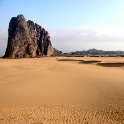 Les Déserts Nubiens