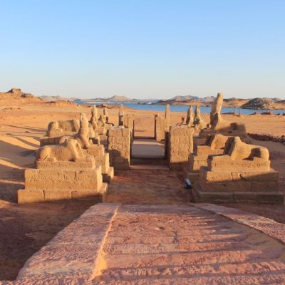 NUBIA - A journey along the Nile