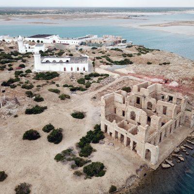 Le Désert de Nubie et la mer Rouge