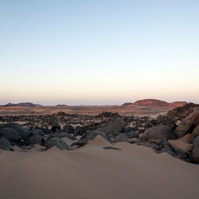 Trekking en Sudán