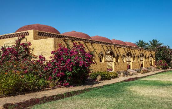 Casa Nubiana de Karima - ITC Hotel Boutique exclusivo